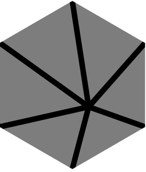 Hexa SpiderSablon
