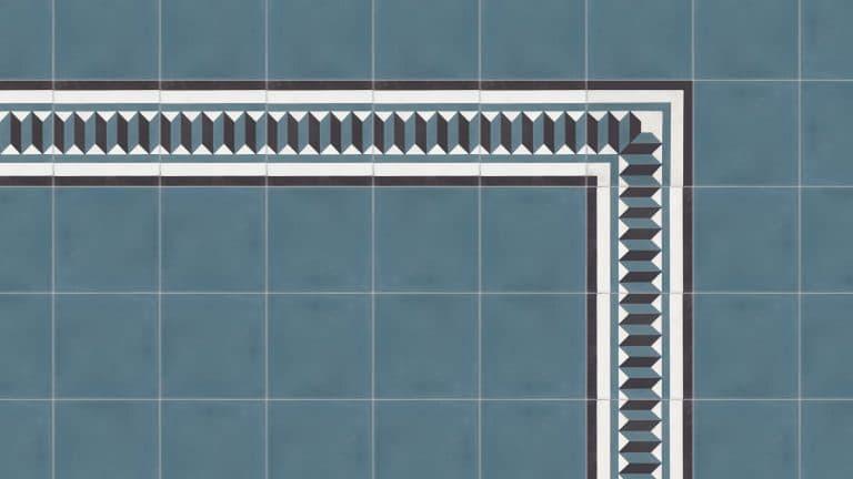 Escher bordure