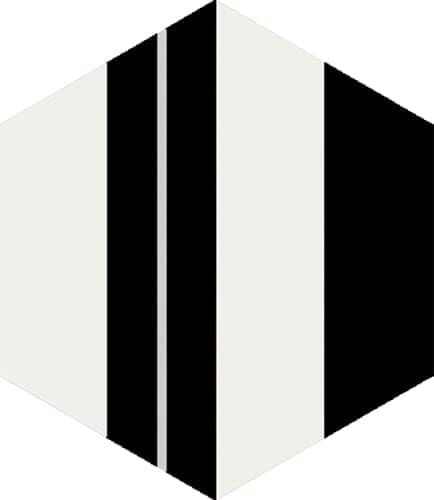 Hexa BarcodeSablon